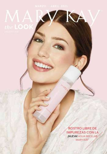 Folleto actual Mary Kay - 1.3.2021 - 30.4.2021.
