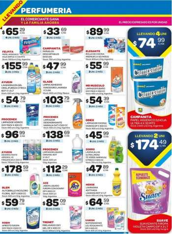 Folleto actual Carrefour Maxi - 5.4.2021 - 11.4.2021.