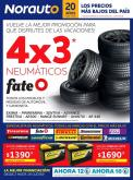 Folleto actual Norauto - 3.7.2018 - 31.7.2018.