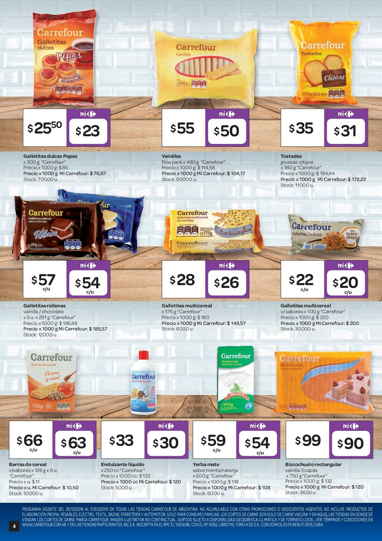 Folleto actual Carrefour - 26.12.2018 - 31.3.2019 - Ventas - chocolate 4ba8ecdc2c6b