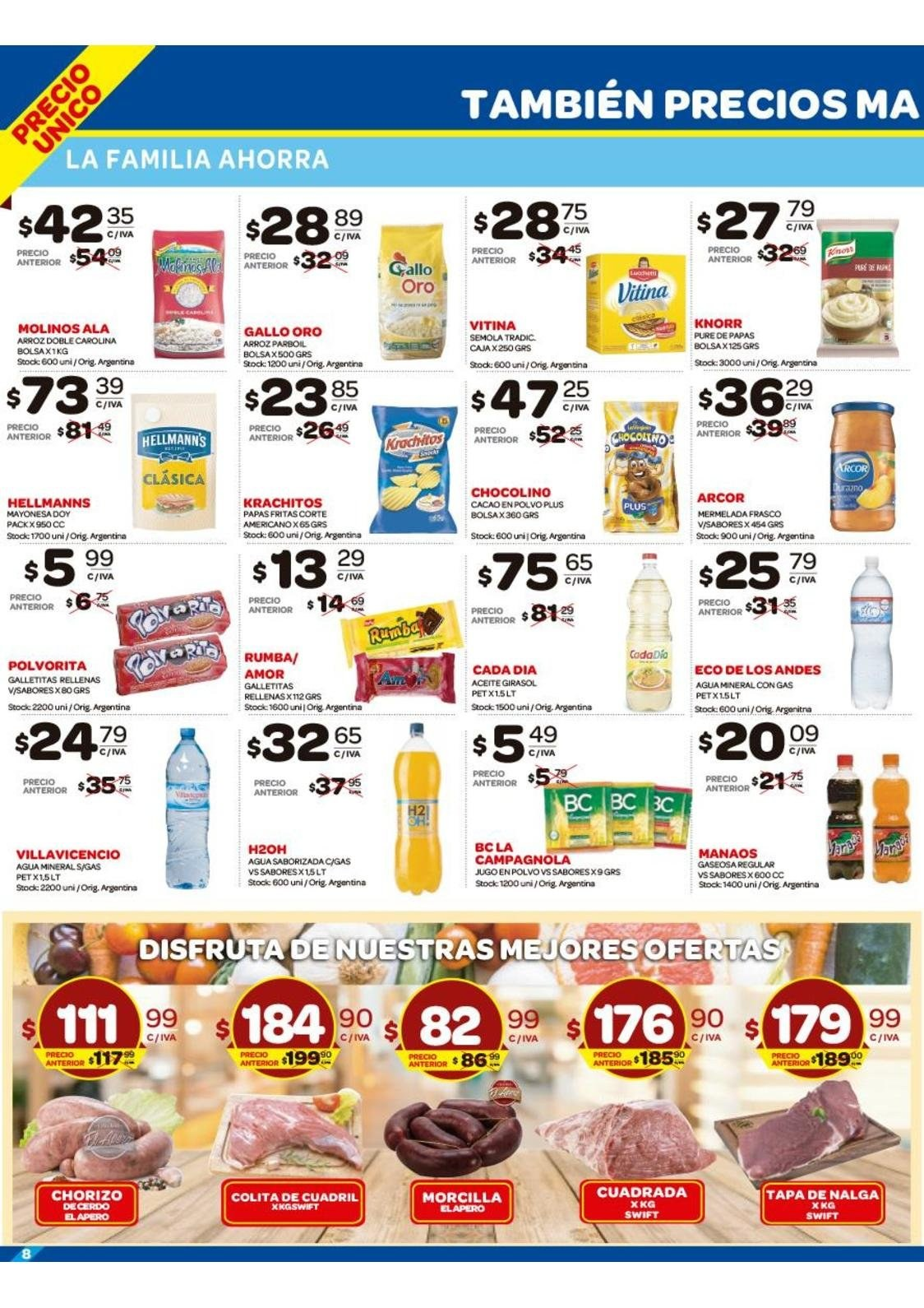 Folleto actual Carrefour - 31.12.2018 - 6.1.2019 - Ventas - arroz cc64f2a23588
