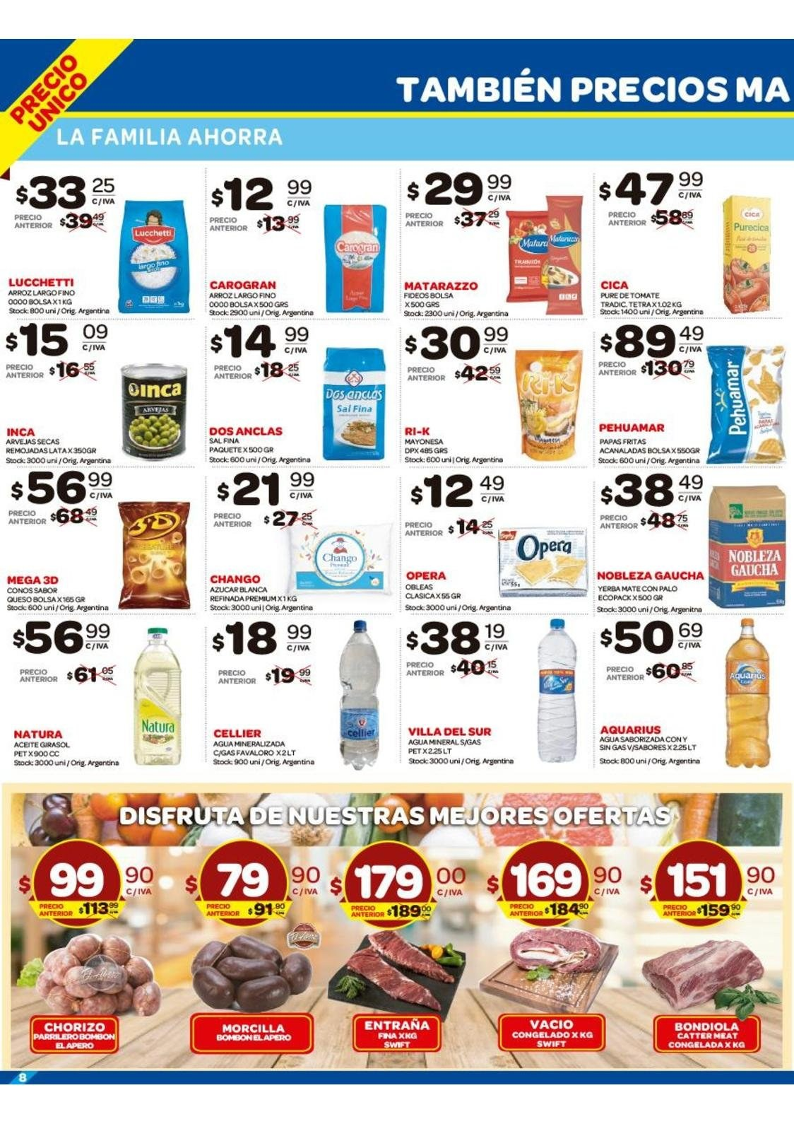 Folleto actual Carrefour - 7.1.2019 - 13.1.2019 - Ventas - queso 802aa2d5b0dd