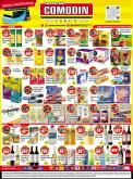Folleto actual Supermercados Comodin - 24.4.2020 - 30.4.2020.