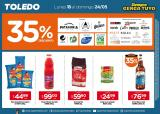 Folleto actual Supermercados Toledo - 18.5.2020 - 24.5.2020.