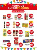 Folleto actual Supermercados Toledo - 25.5.2020 - 31.5.2020.