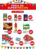 Folleto actual Supermercados Toledo - 1.6.2020 - 7.6.2020.