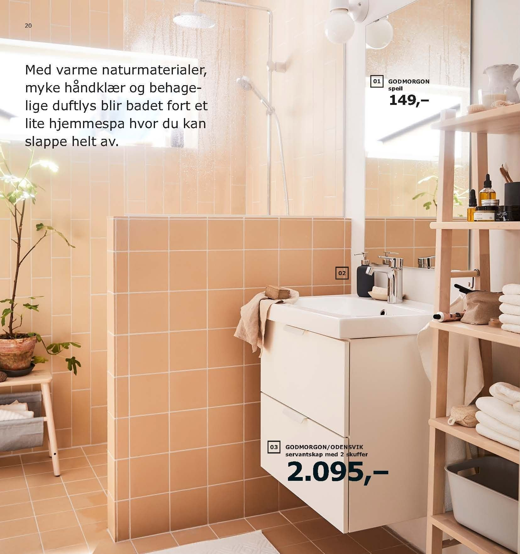 Kundeavis IKEA - 21.08.2018 - 11.08.2019. Side 20.