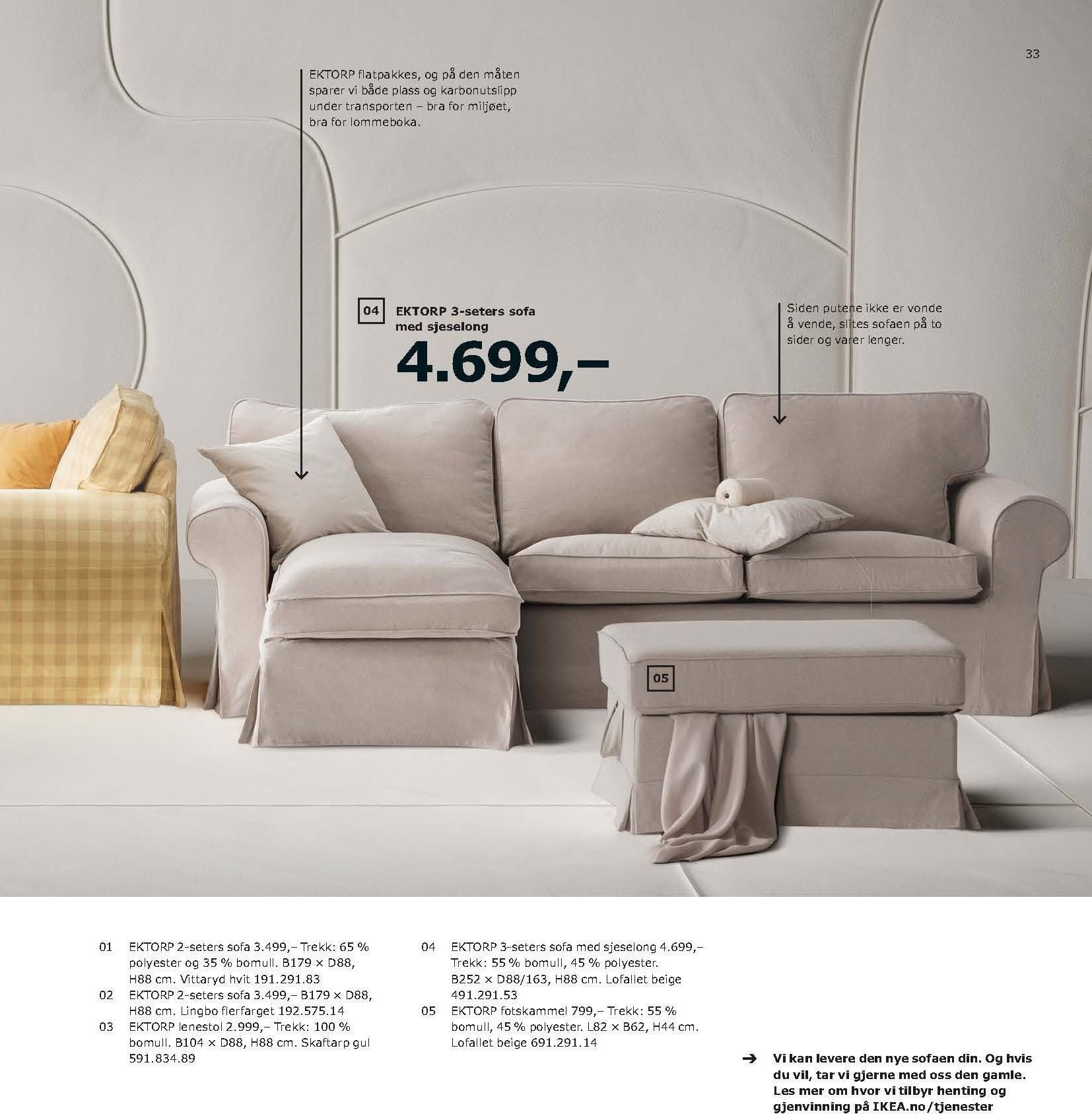 Kundeavis IKEA - 21.08.2018 - 11.08.2019. Side 33.