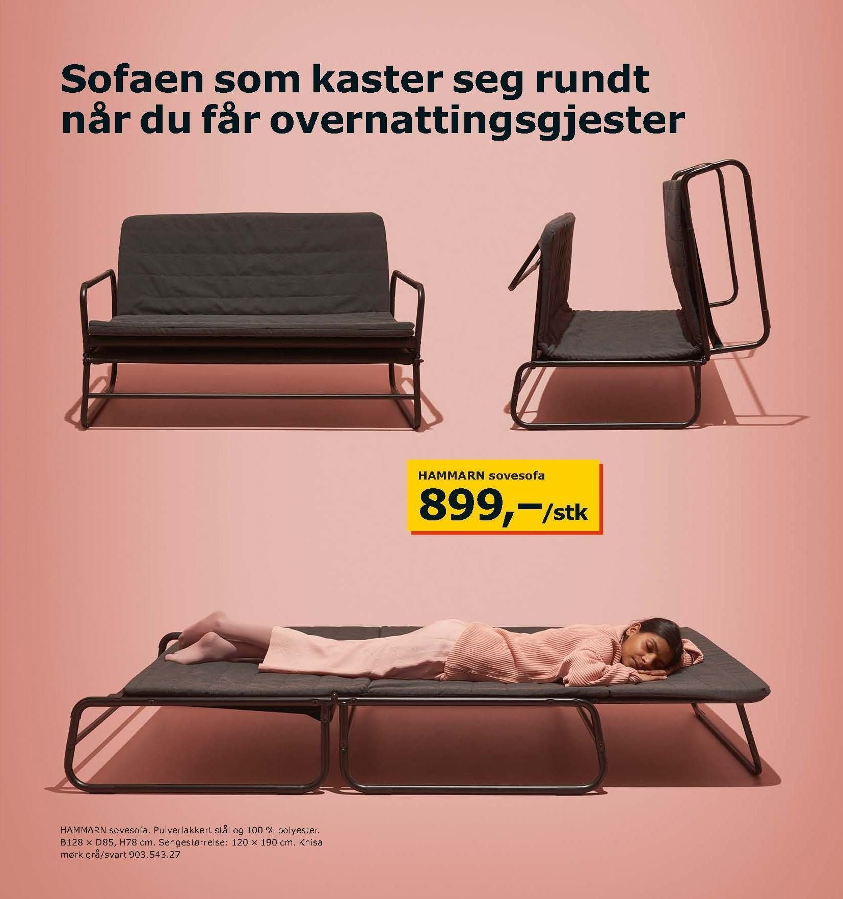 Kundeavis IKEA - 21.08.2018 - 11.08.2019. Side 45.
