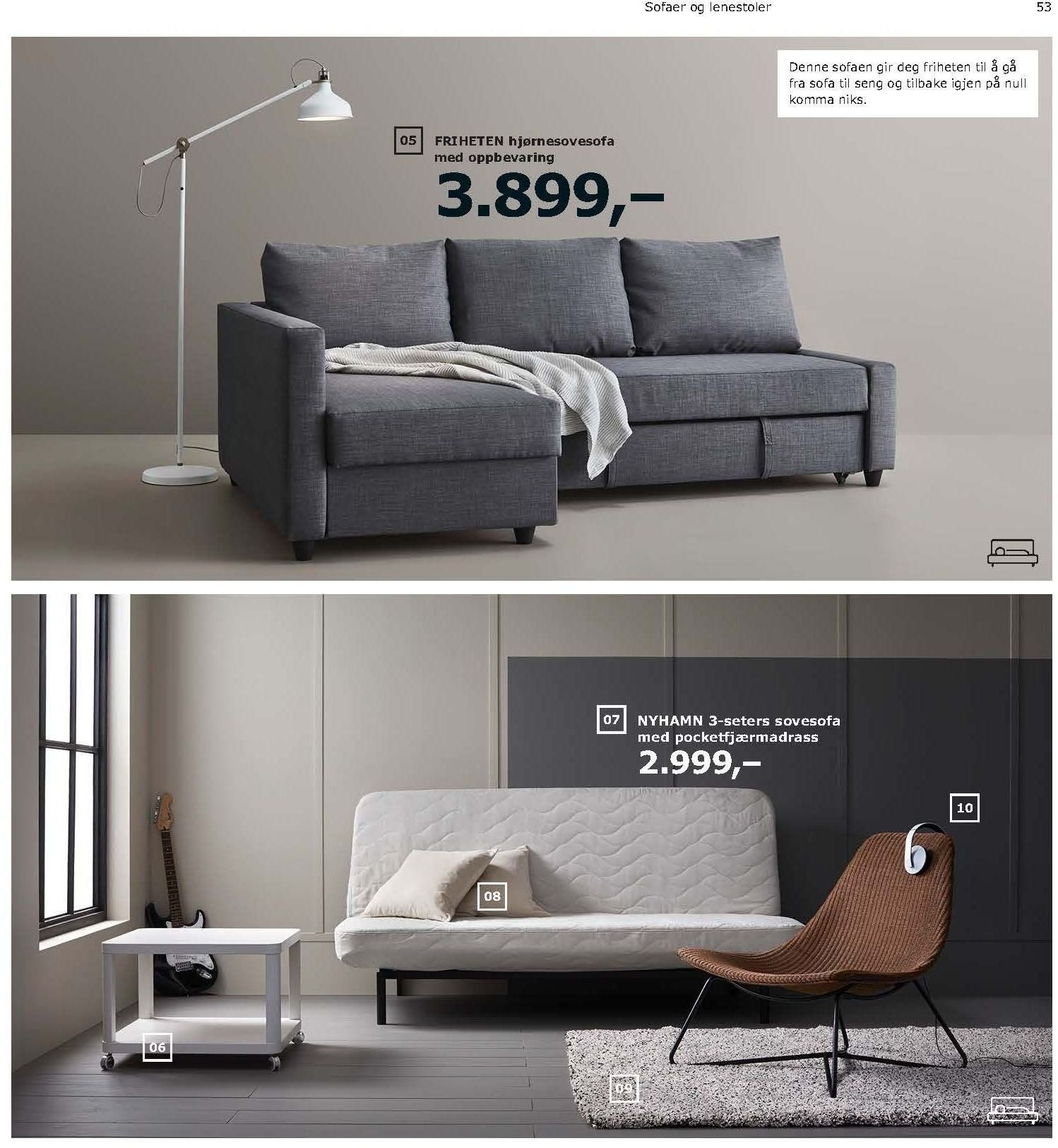 Kundeavis IKEA - 21.08.2018 - 11.08.2019. Side 53.