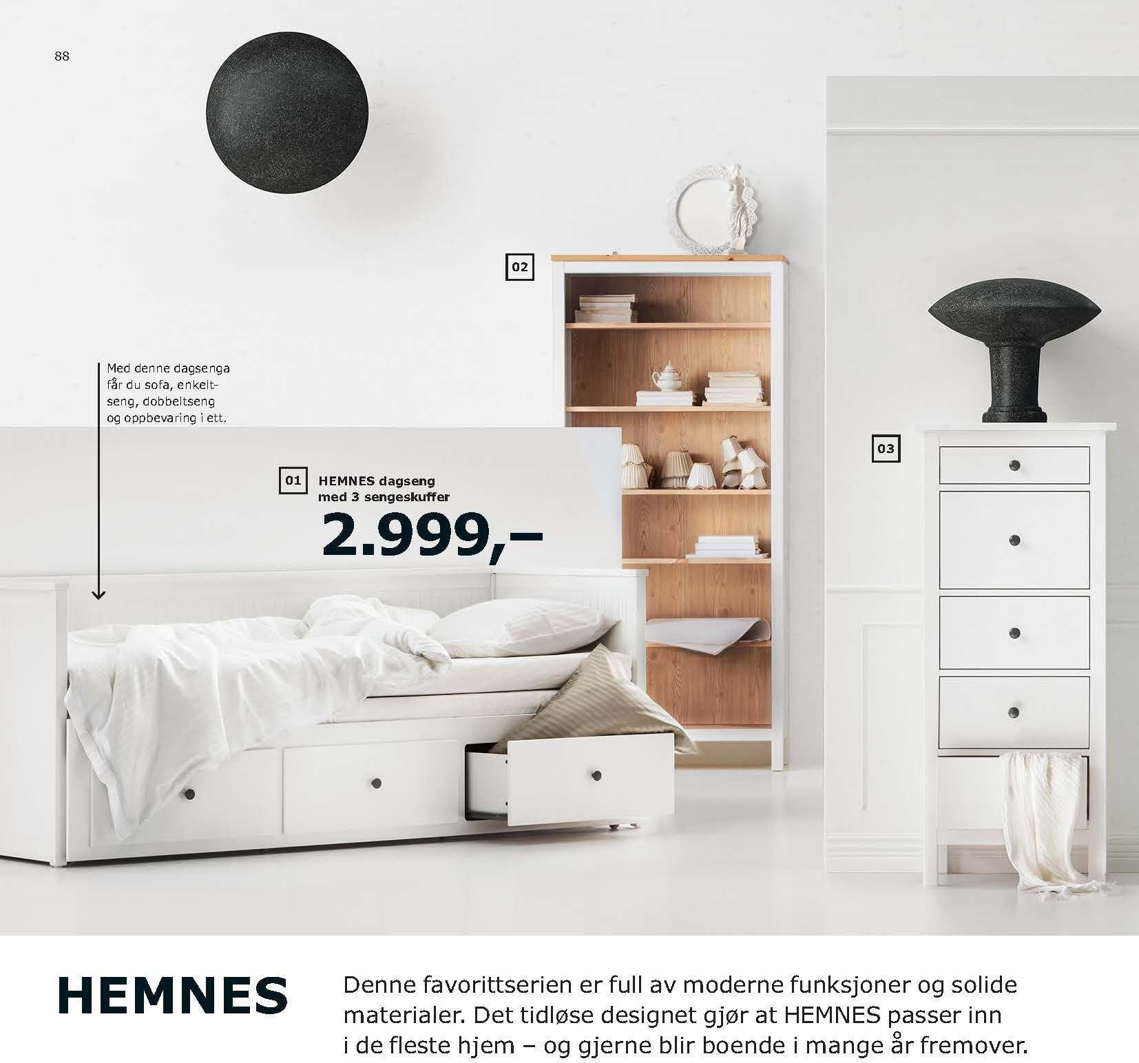 Kundeavis IKEA - 21.08.2018 - 11.08.2019. Side 88.