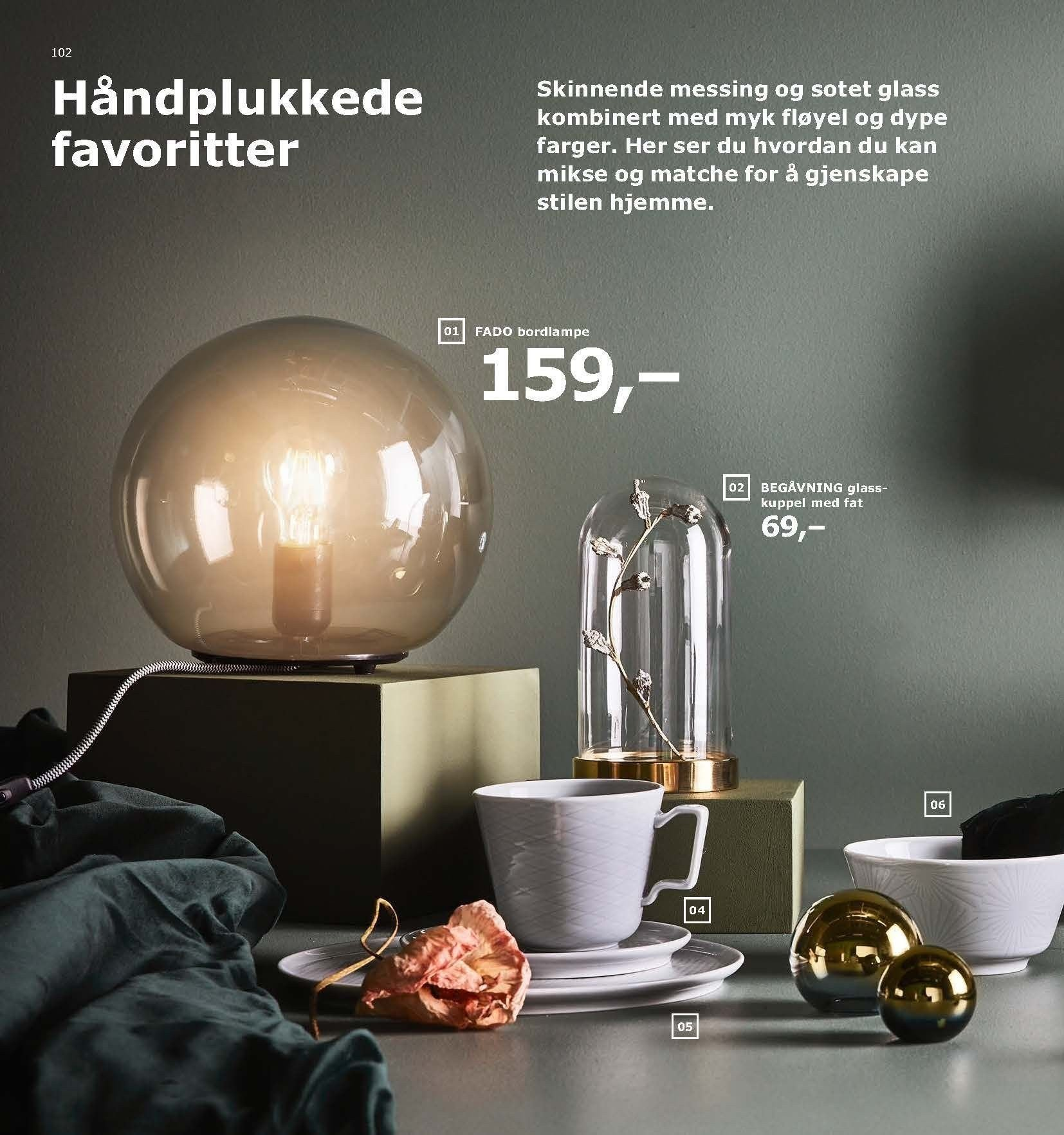 Kundeavis IKEA - 21.08.2018 - 11.08.2019. Side 102.