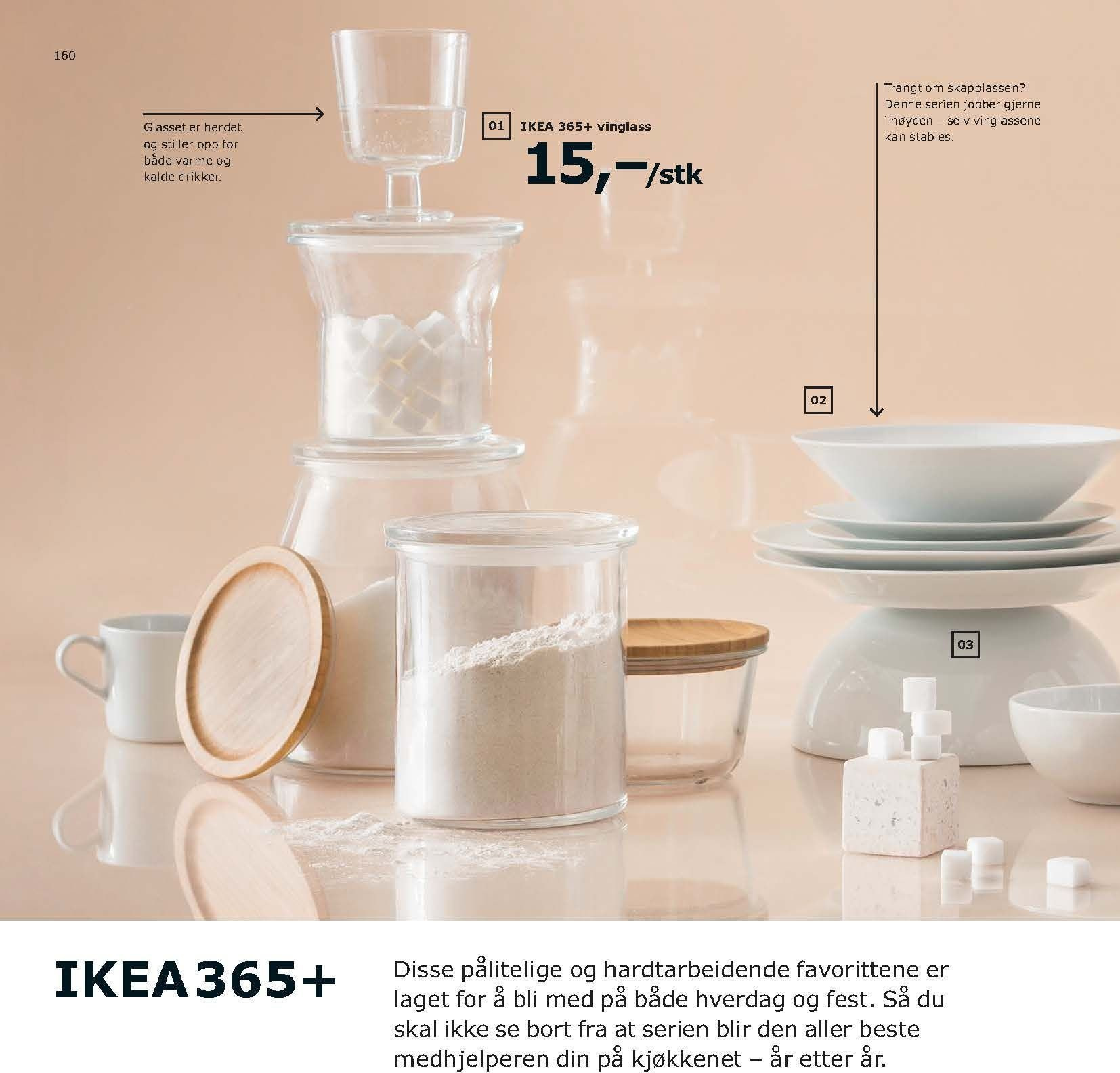 Kundeavis IKEA - 21.08.2018 - 11.08.2019. Side 160.