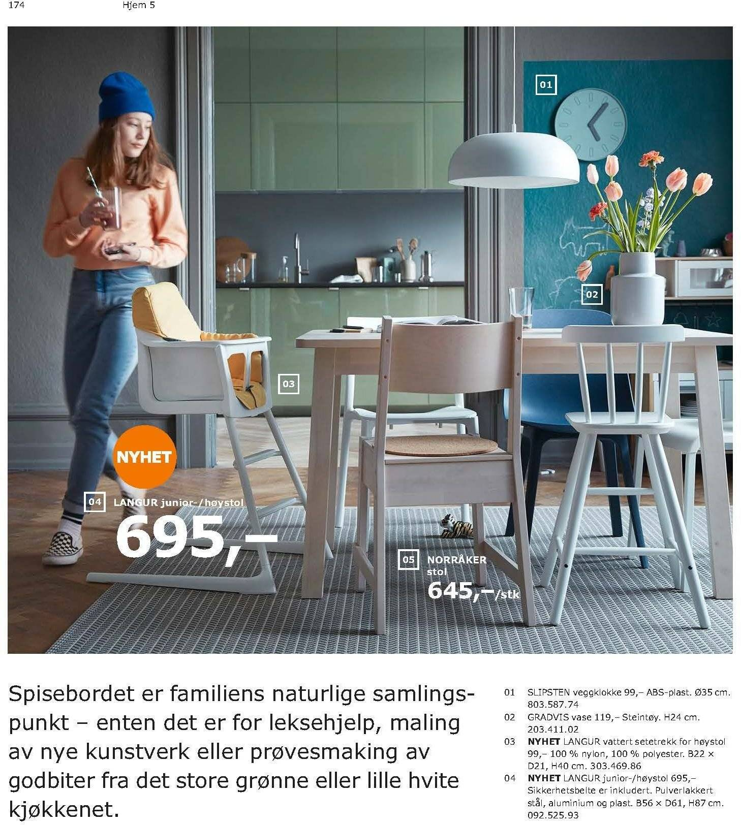 Kundeavis IKEA - 21.08.2018 - 11.08.2019. Side 174.