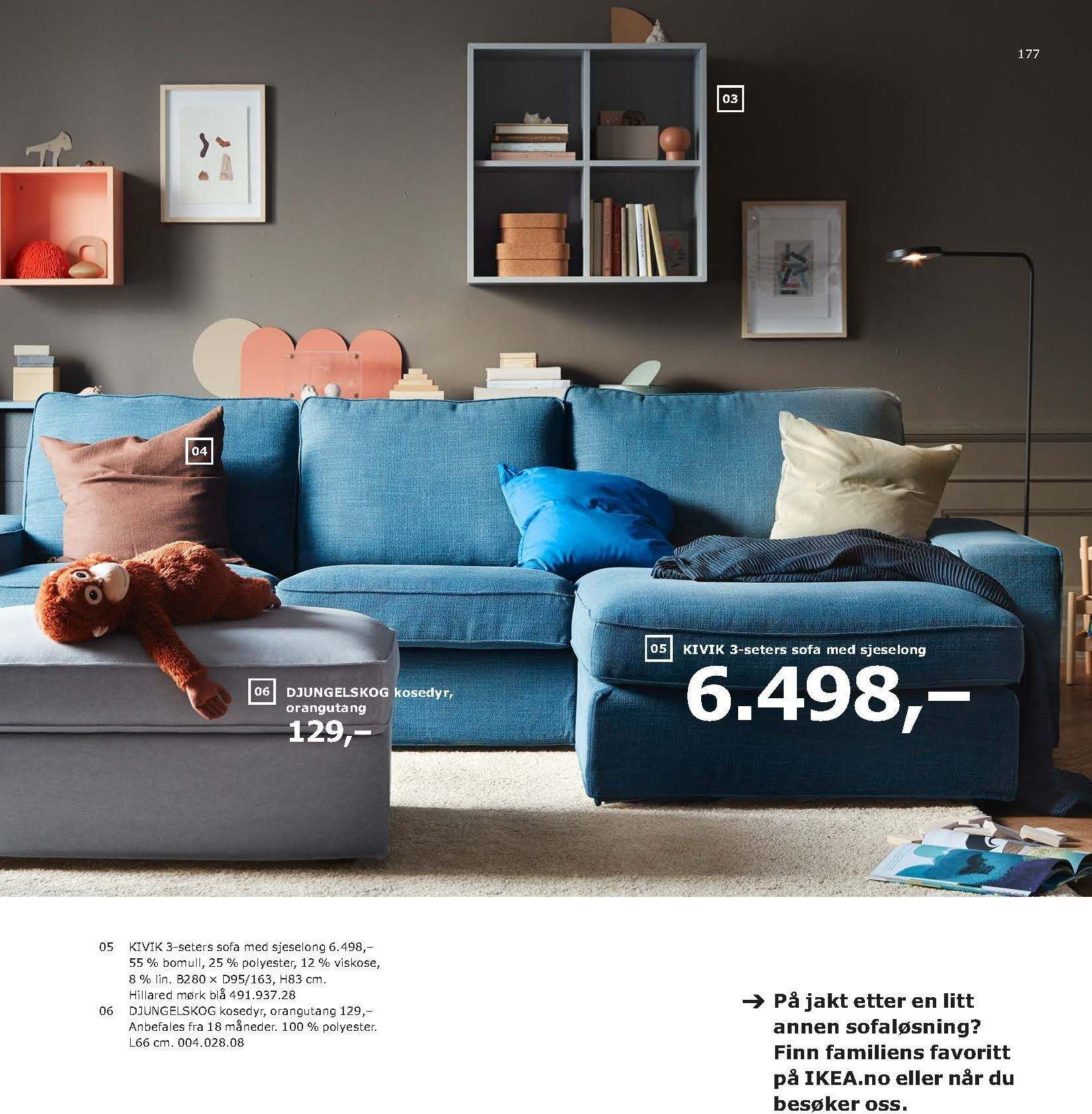 Kundeavis IKEA - 21.08.2018 - 11.08.2019. Side 177.