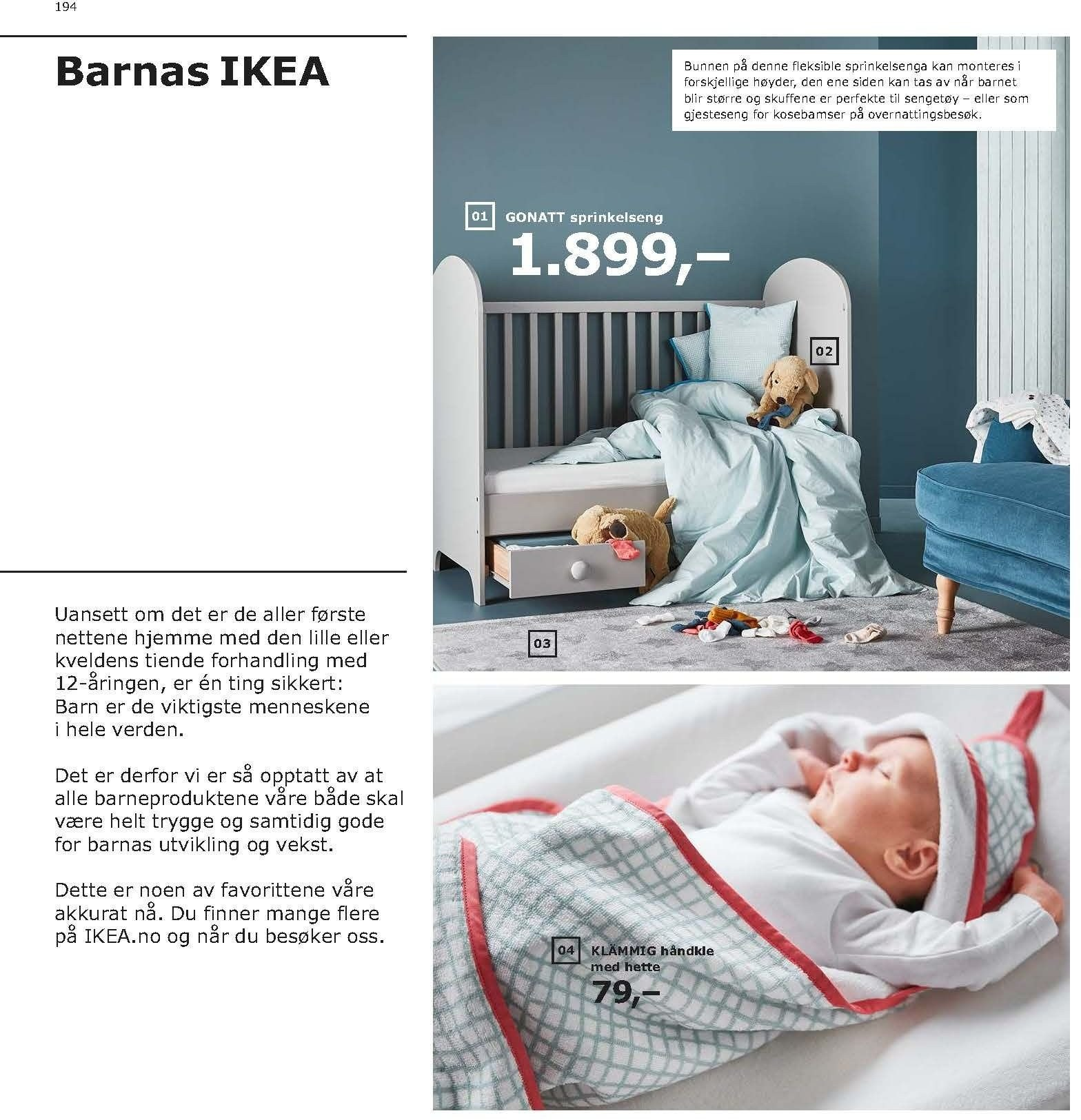 Kundeavis IKEA - 21.08.2018 - 11.08.2019. Side 194.
