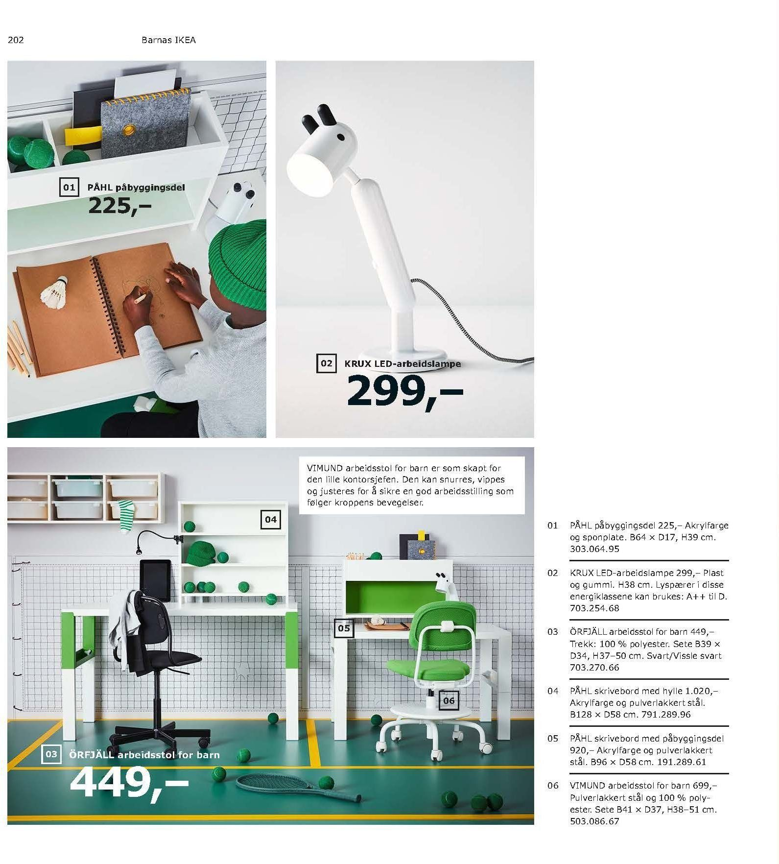 Kundeavis IKEA - 21.08.2018 - 11.08.2019. Side 202.