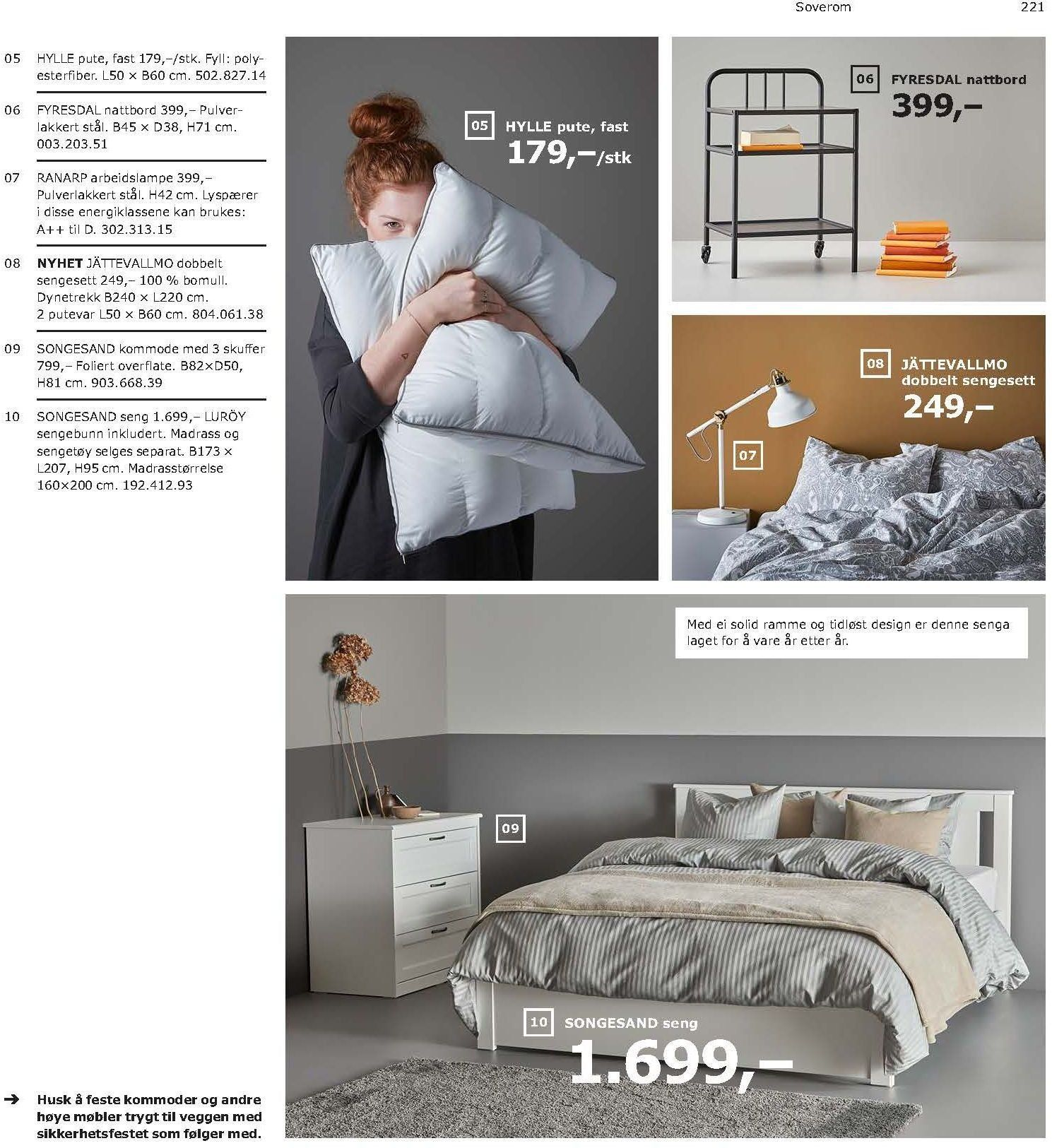 Kundeavis IKEA - 21.08.2018 - 11.08.2019. Side 221.