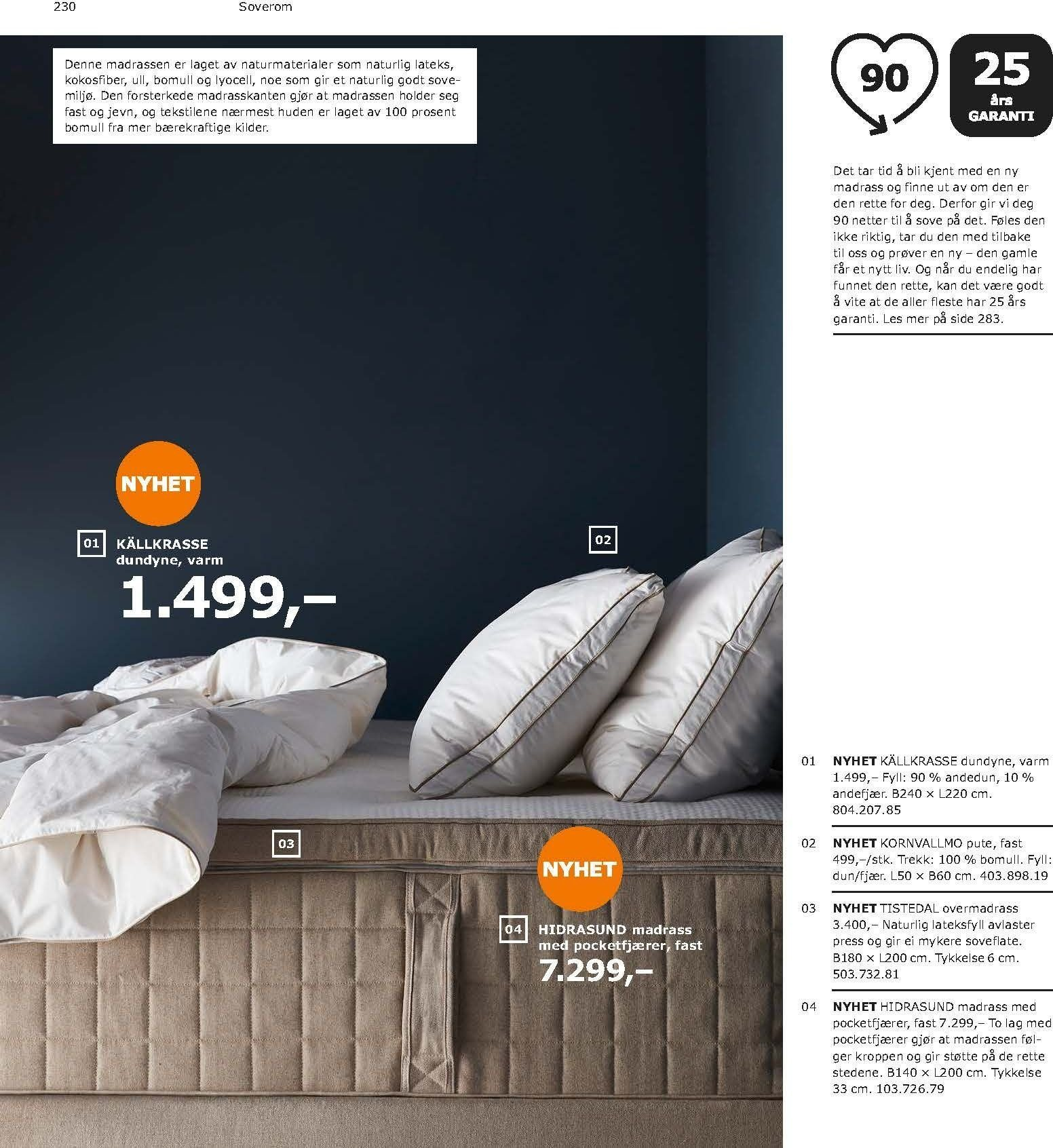 Kundeavis IKEA - 21.08.2018 - 11.08.2019. Side 230.
