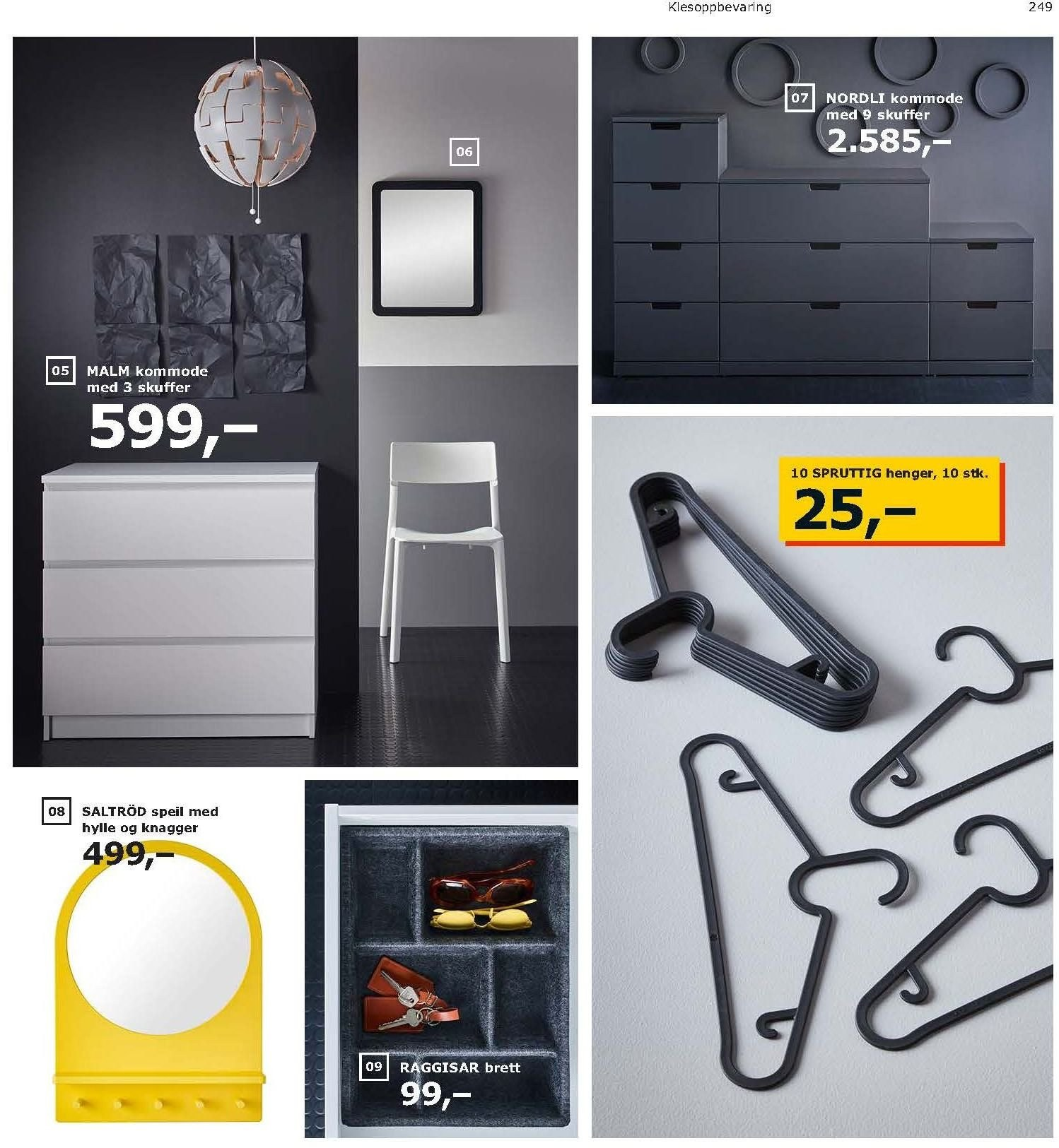 Kundeavis IKEA - 21.08.2018 - 11.08.2019. Side 249.