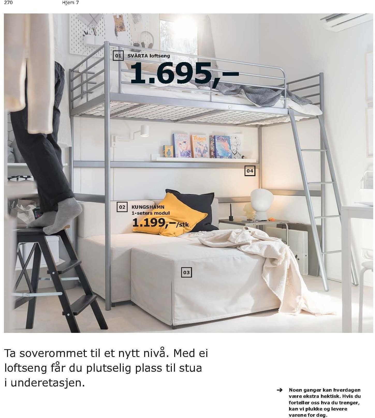 Kundeavis IKEA - 21.08.2018 - 11.08.2019. Side 270.