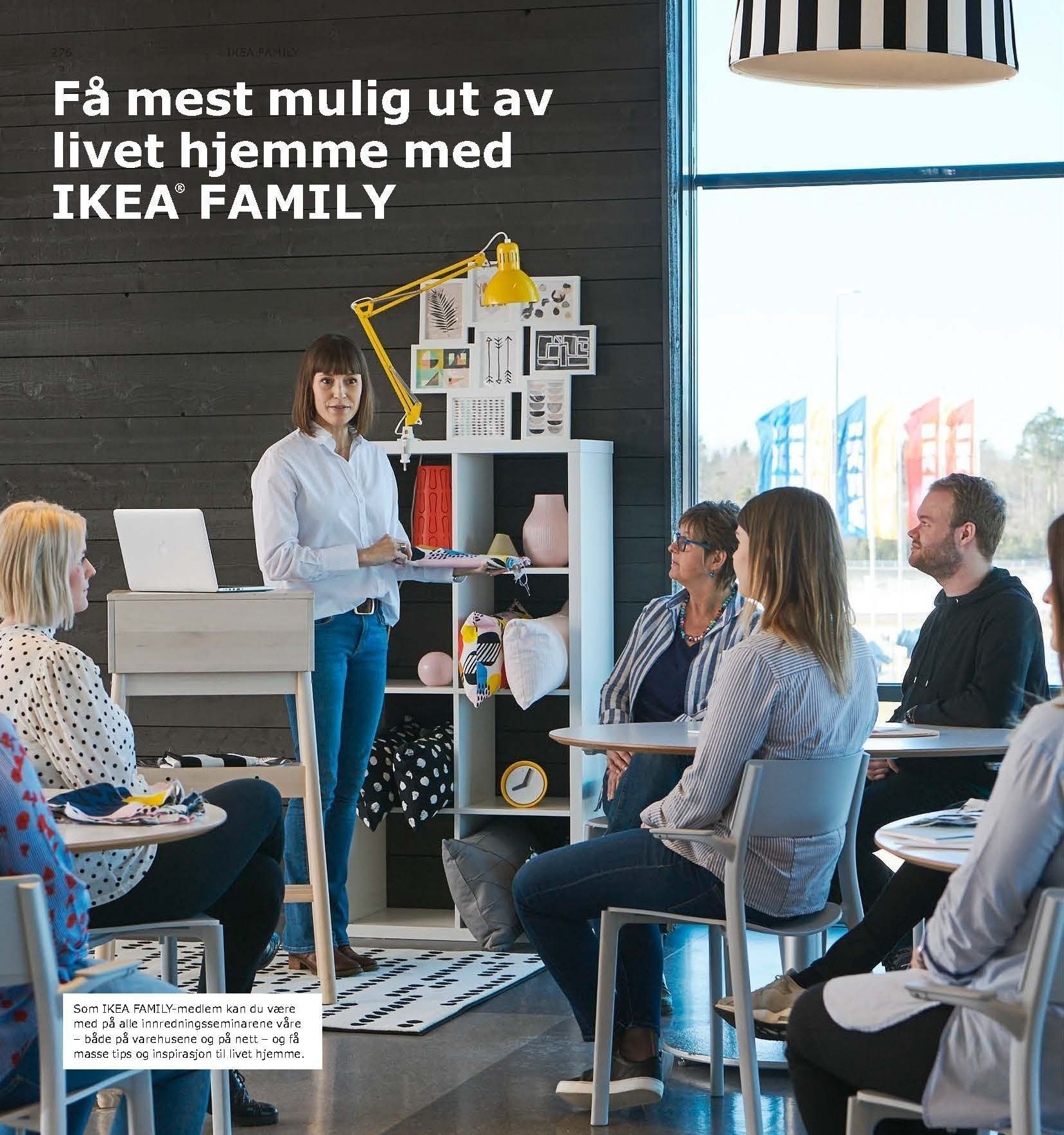 Kundeavis IKEA - 21.08.2018 - 11.08.2019. Side 276.