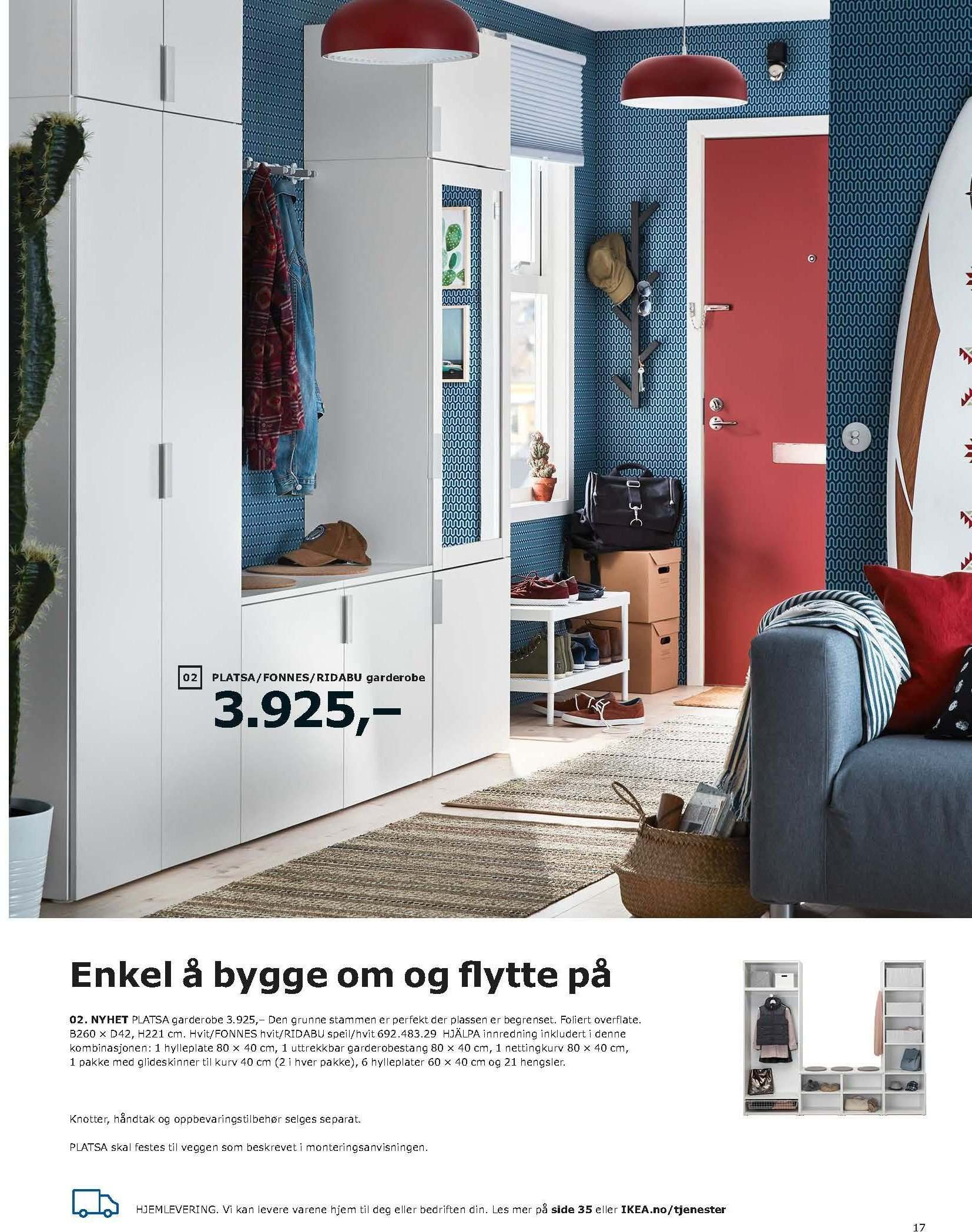 Kundeavis IKEA - 20.08.2018 - 11.08.2019. Side 17.