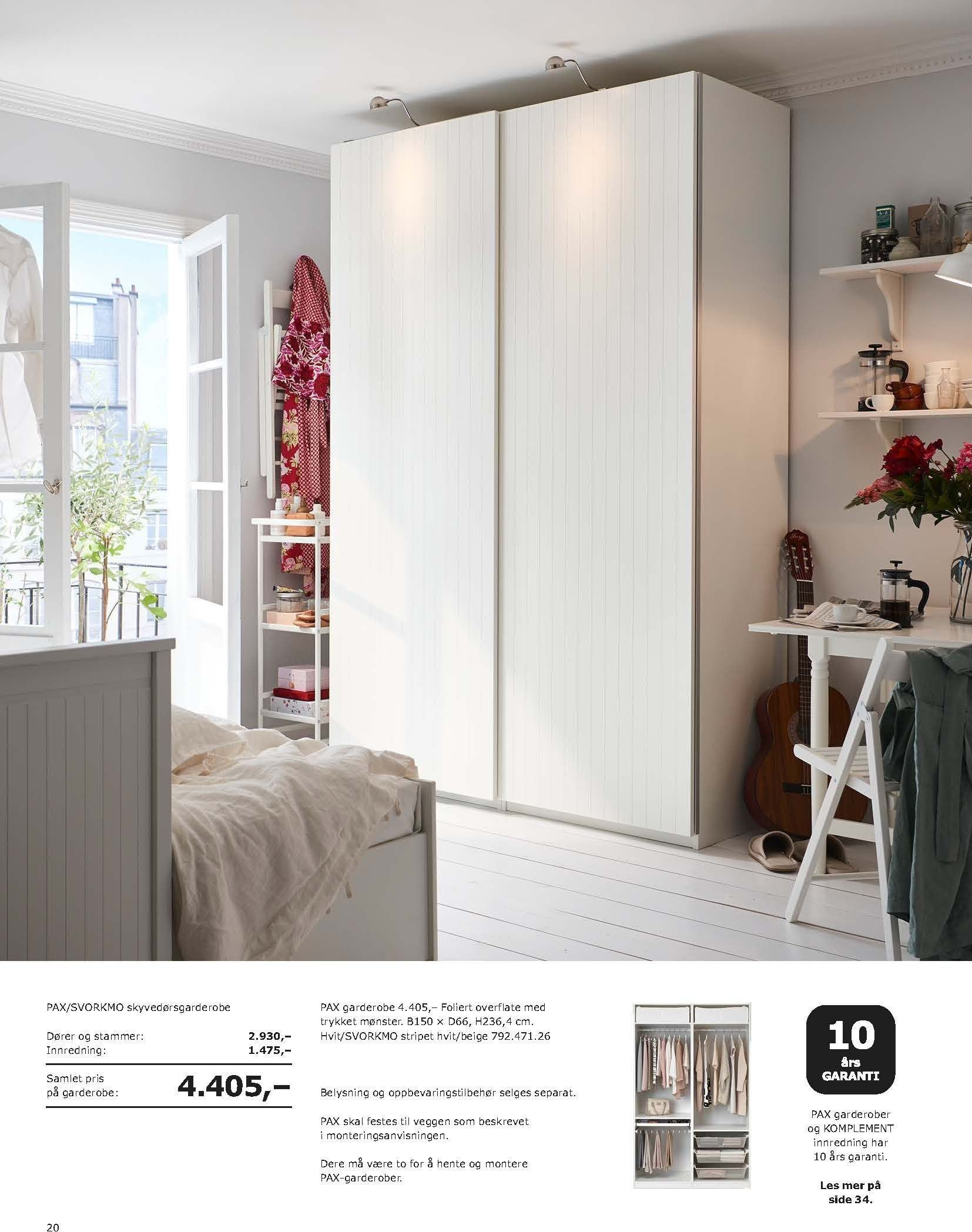Kundeavis IKEA - 20.08.2018 - 11.08.2019. Side 20.
