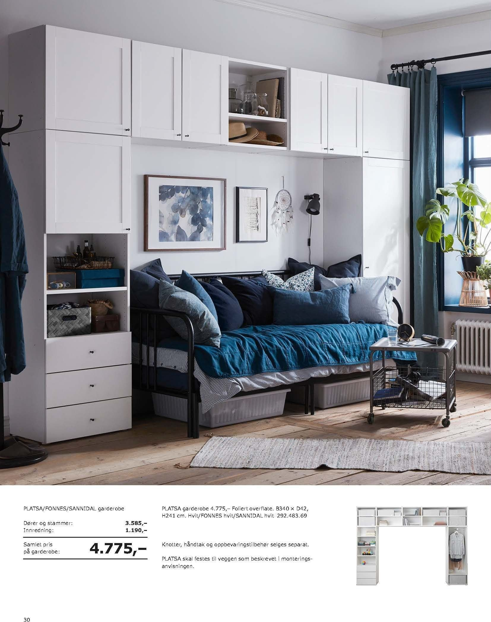 Kundeavis IKEA - 20.08.2018 - 11.08.2019. Side 30.