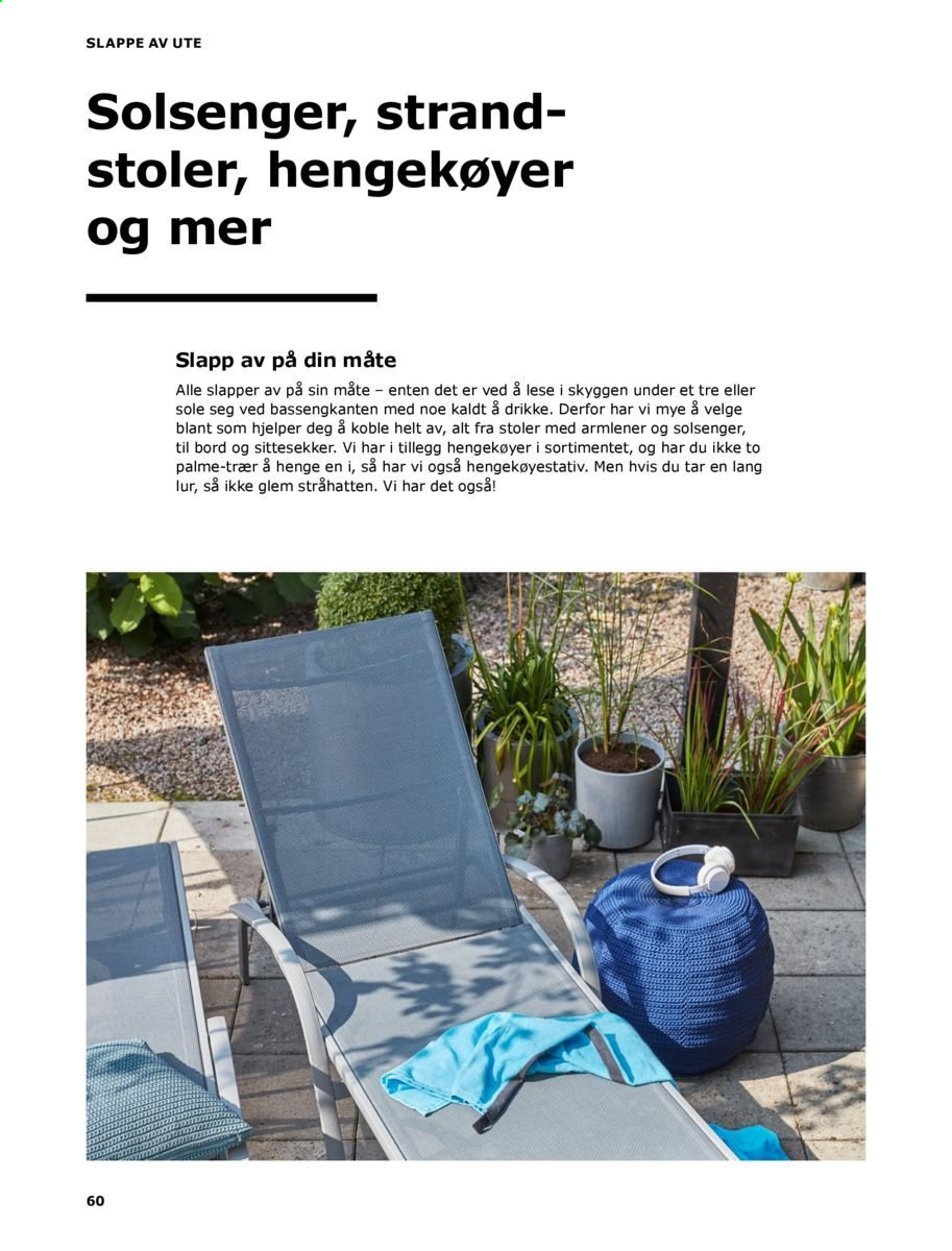 Kundeavis IKEA - 20.08.2018 - 31.08.2019. Side 60.