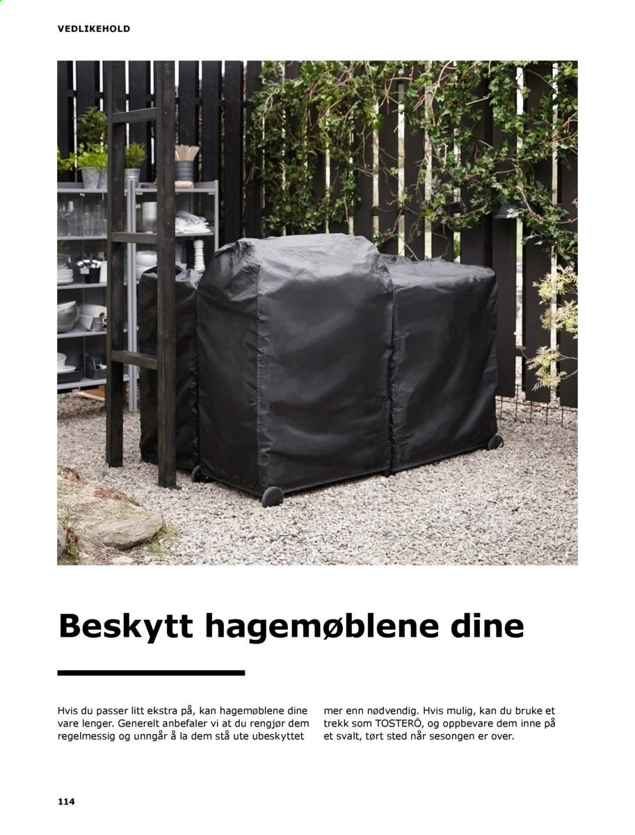 Kundeavis IKEA - 20.08.2018 - 31.08.2019. Side 114.