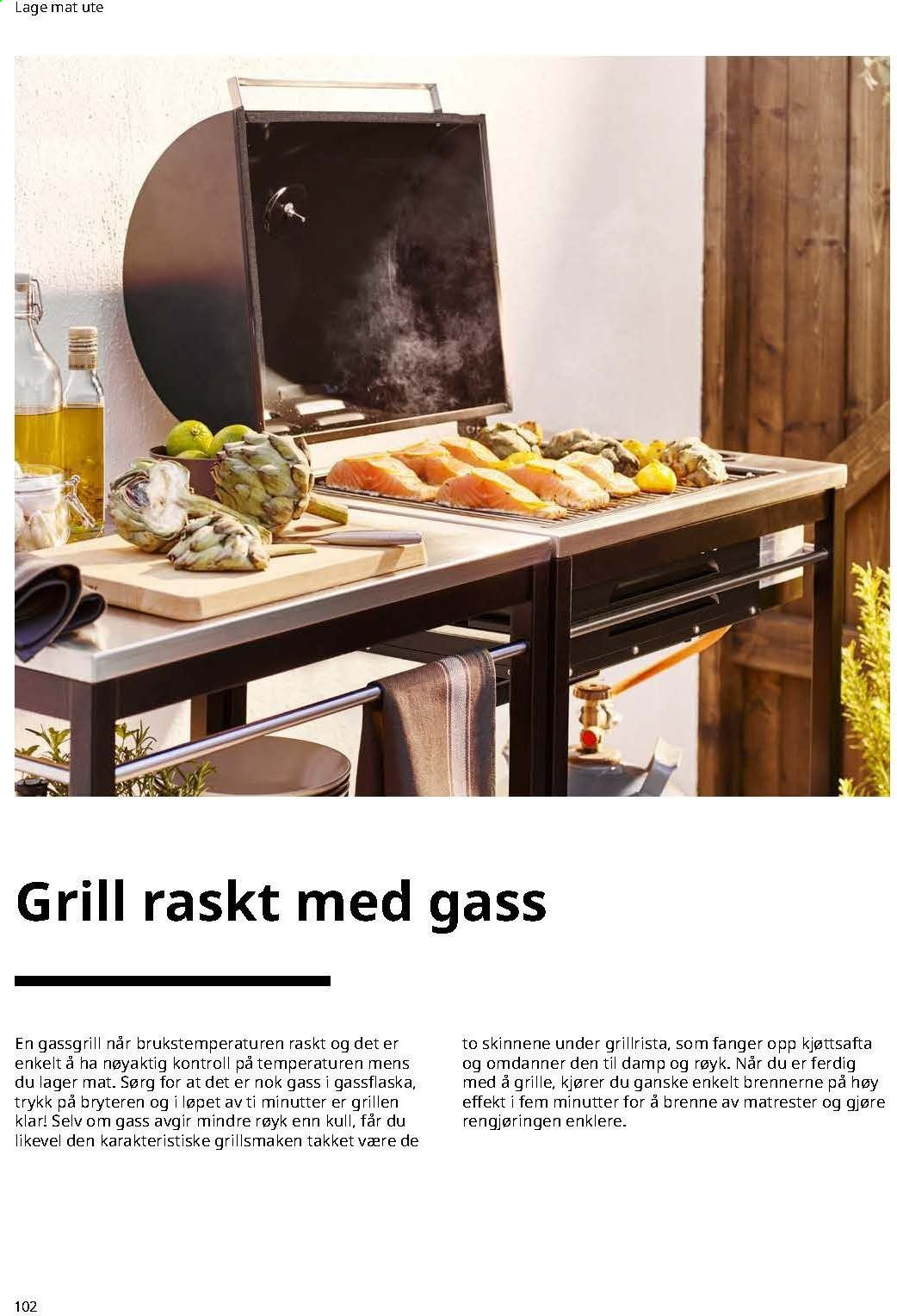 Kundeavis IKEA. Side 102.