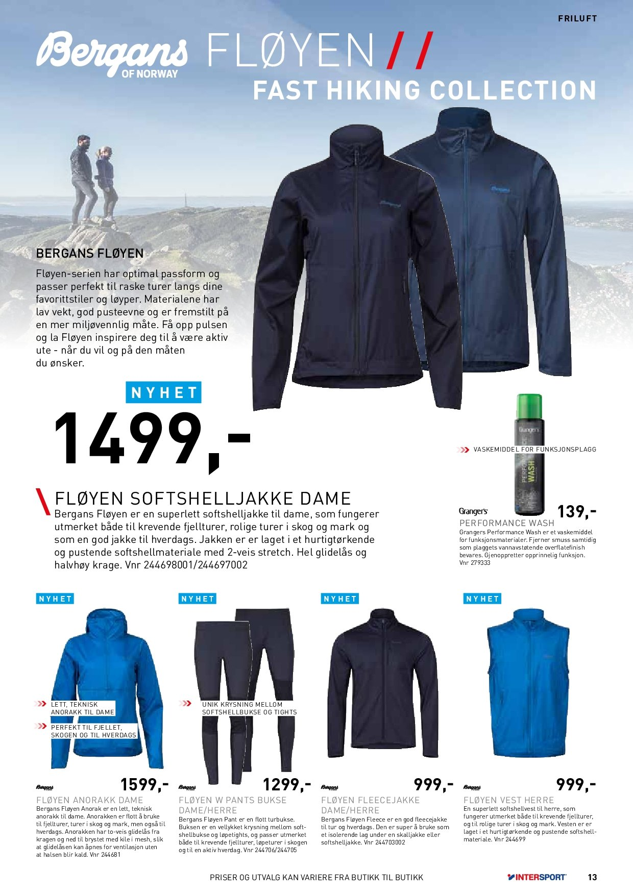 Kundeavis Intersport - 07.05.2018 - 12.05.2018. Side 13.