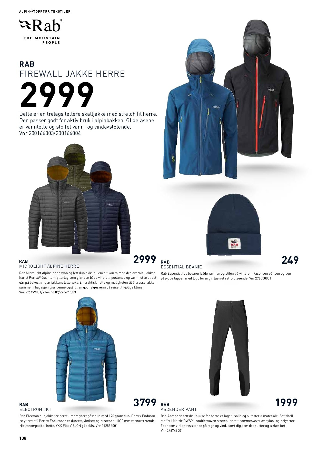Kundeavis Intersport - 24.02.2019 - 25.02.2019. Side 138.