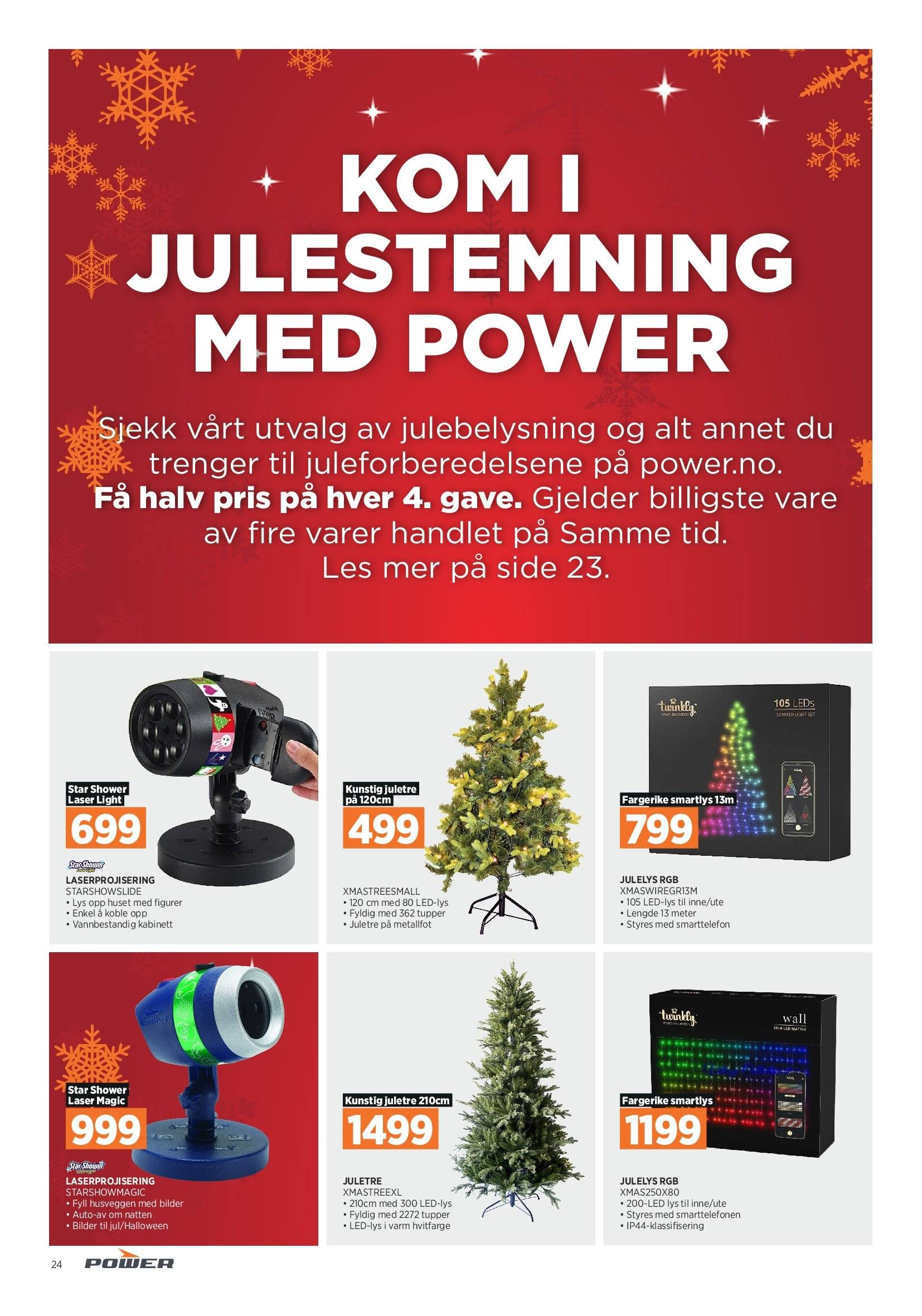 Kundeavis Power - 26.11.2018 - 01.12.2018. Side 24.