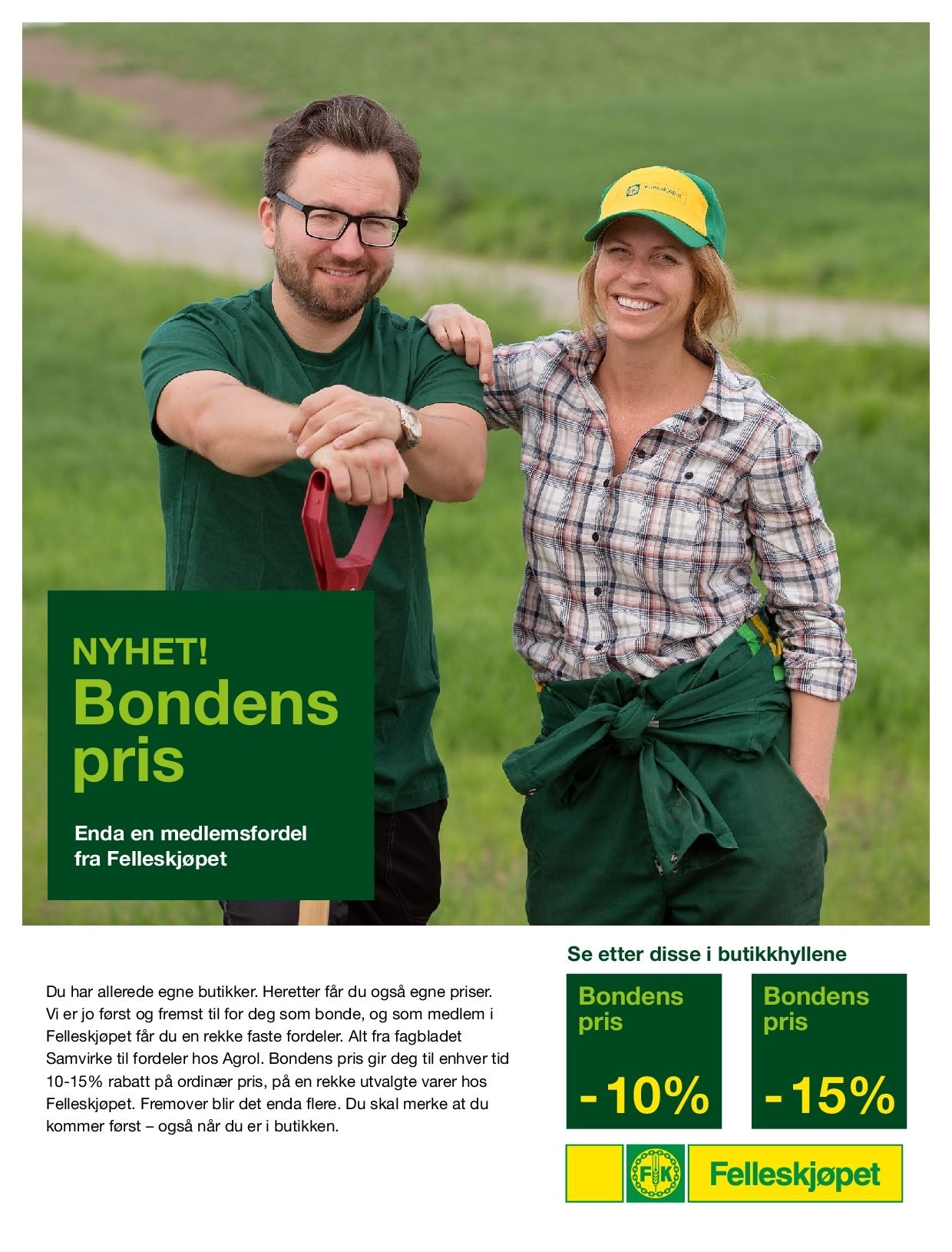 Kundeavis Felleskjøpet - 28.01.2019 - 10.02.2019. Side 2.