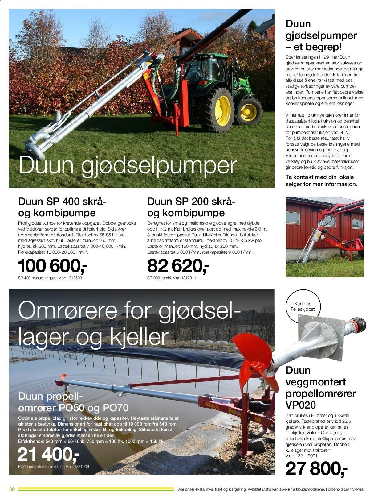 Kundeavis Felleskjøpet - 06.05.2019 - 19.05.2019. Side 30.