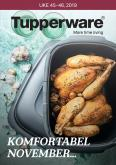 Kundeavis Tupperware - 04.11.2019 - 17.11.2019.