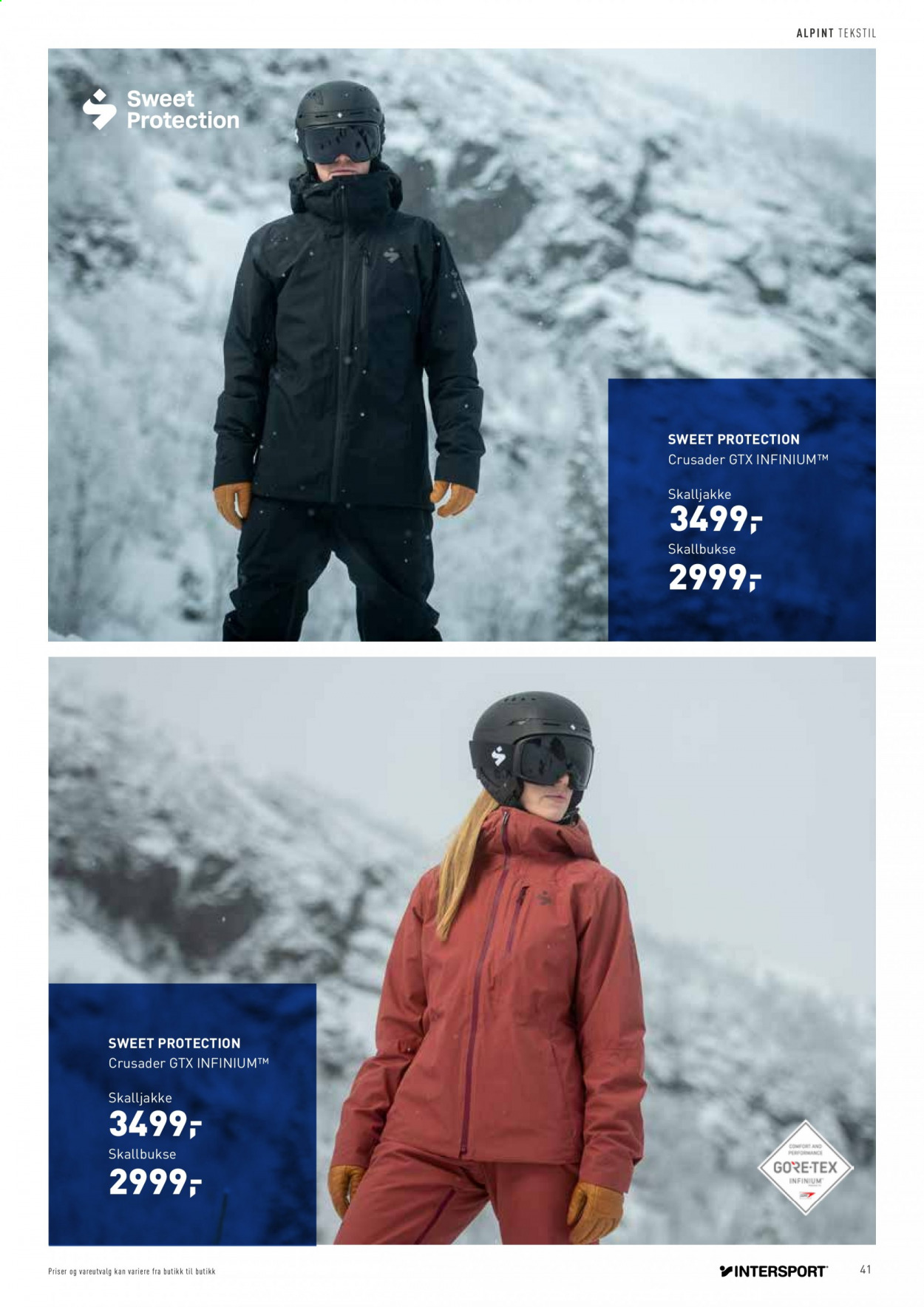 Kundeavis Intersport - 30.11.2020 - 06.04.2021. Side 41.
