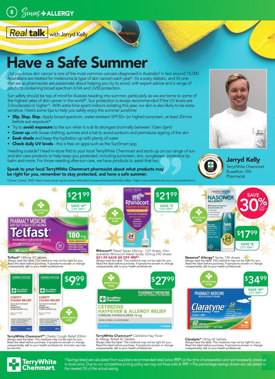 TerryWhite Chemmart catalogue  - 3.12.2020 - 24.12.2020. Page 8.