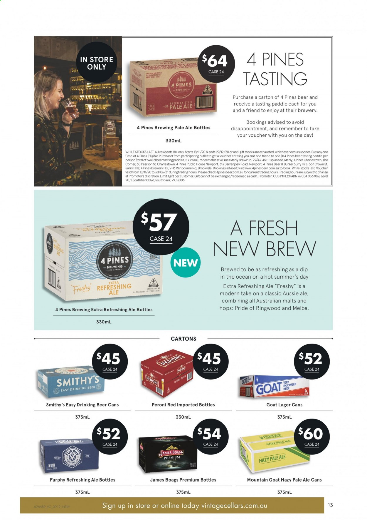 Vintage Cellars catalogue  - 9.12.2020 - 22.12.2020. Page 13.
