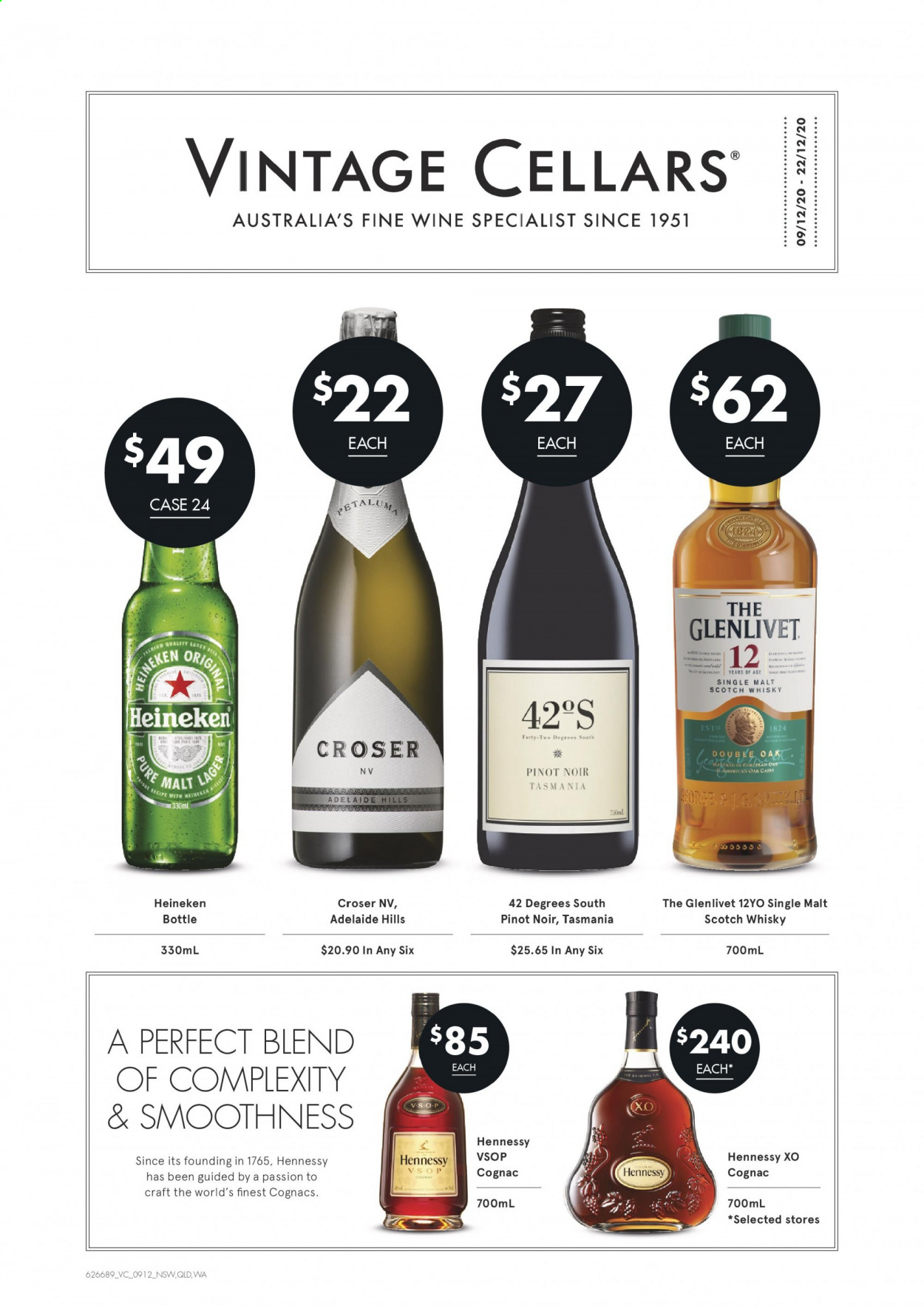Vintage Cellars catalogue  - 9.12.2020 - 22.12.2020. Page 16.
