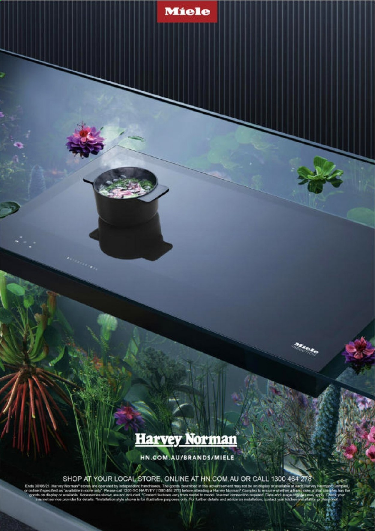 Harvey Norman catalogue  - 14.1.2021 - 30.6.2021. Page 24.