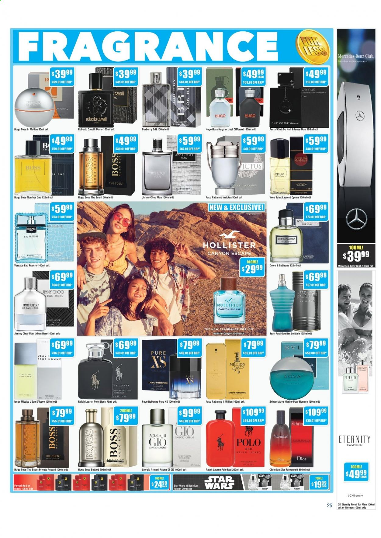 Chemist Warehouse catalogue  - 25.2.2021 - 10.3.2021. Page 25.