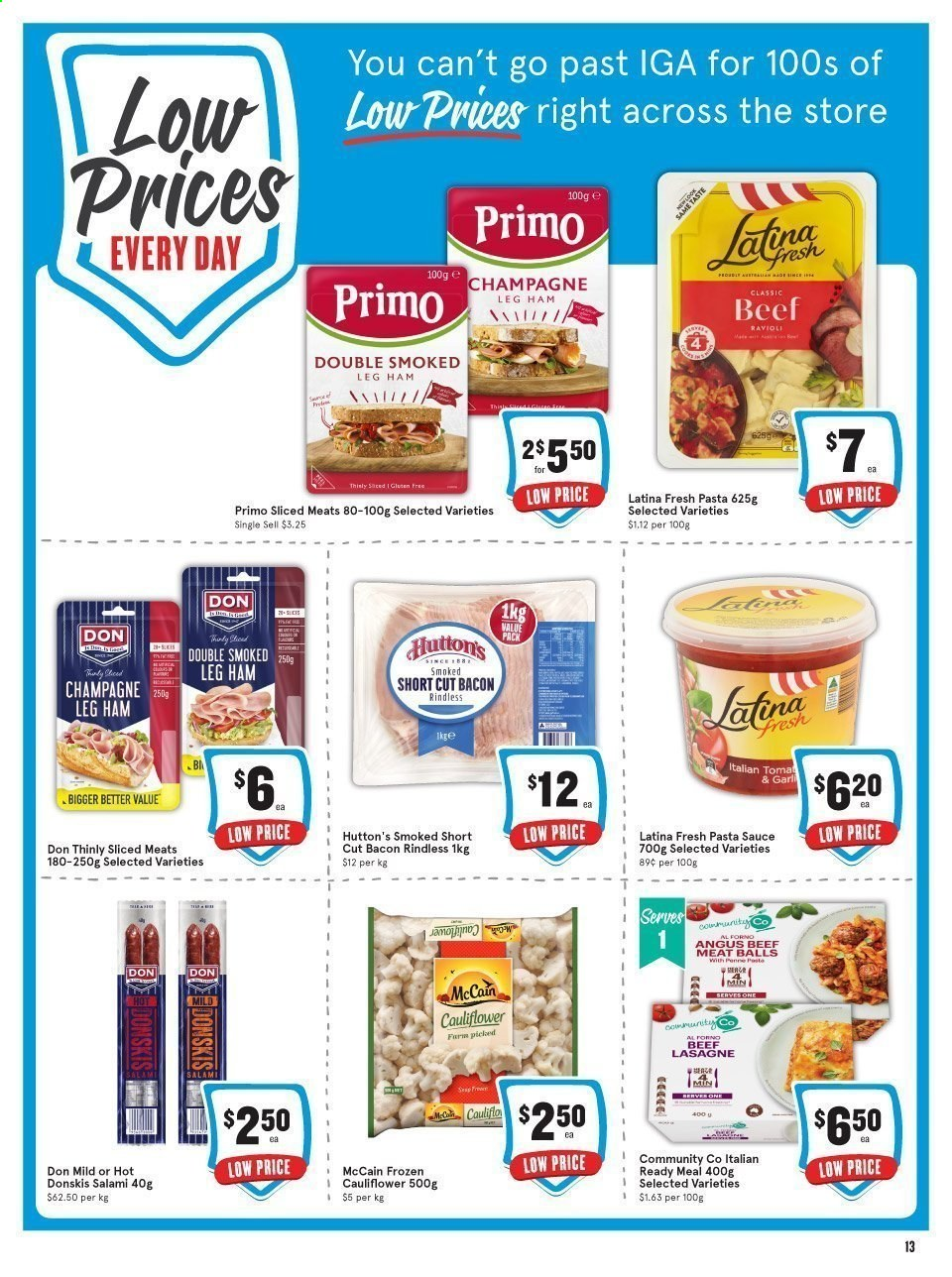 IGA catalogue  - 24.2.2021 - 31.7.2021. Page 14.