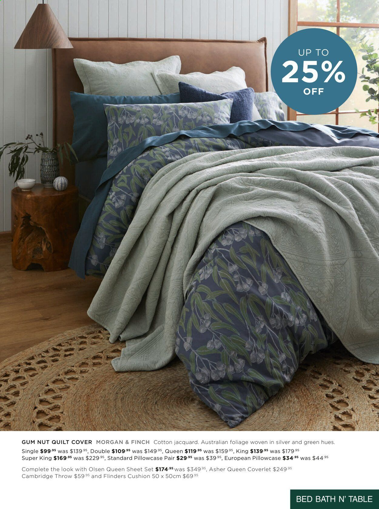 Bed Bath n Table catalogue  - 22.3.2021 - 25.4.2021. Page 3.