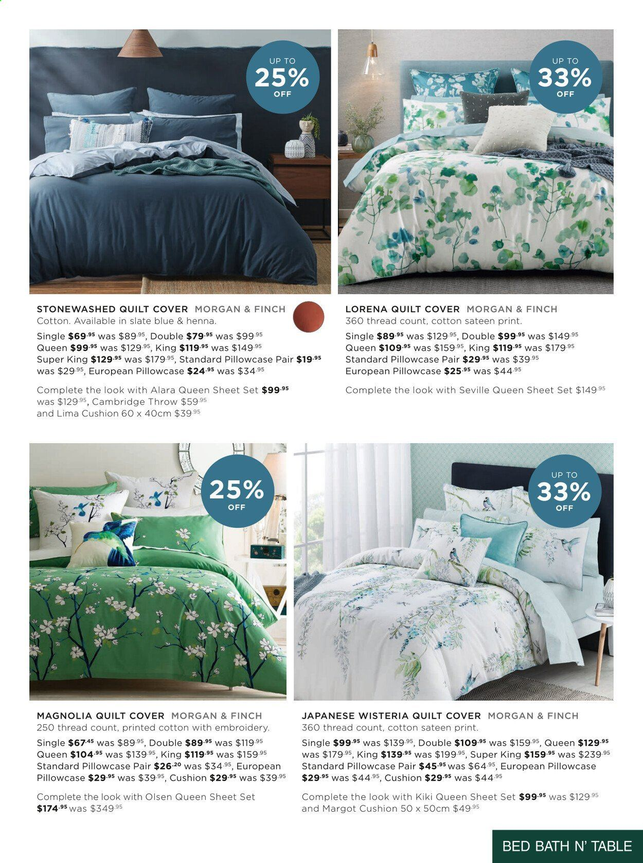 Bed Bath n Table catalogue  - 22.3.2021 - 25.4.2021. Page 5.