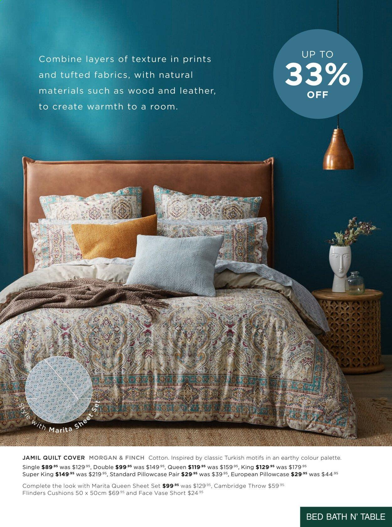 Bed Bath n Table catalogue  - 22.3.2021 - 25.4.2021. Page 11.