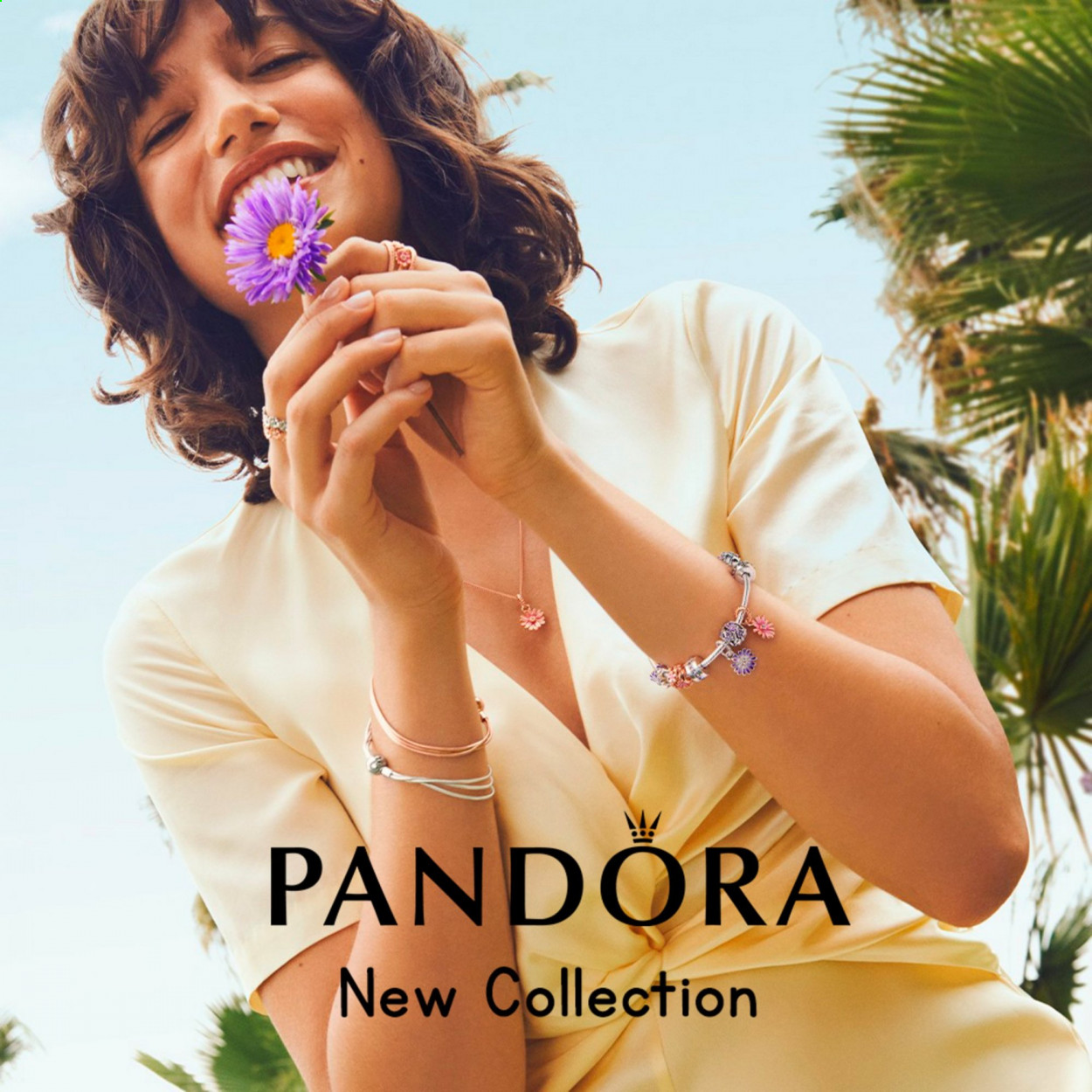 Pandora catalogue . Page 1.