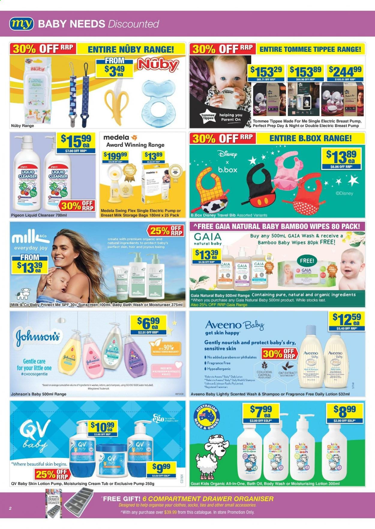 My Chemist catalogue  - 25.3.2021 - 14.4.2021. Page 2.